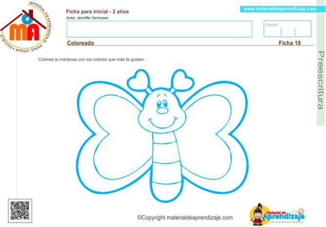 Dibujos Para Colorear De 3 Anos Para Ninos Dibujos Para Colorear