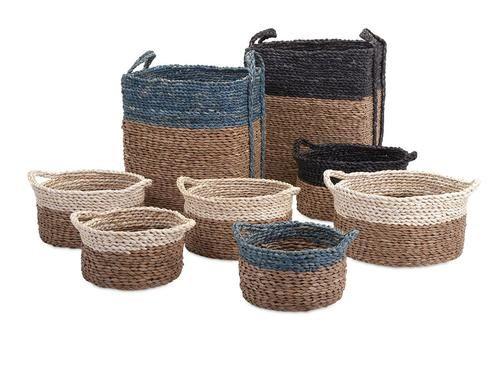 Bennet Woven Baskets - Set of 8 85894-8