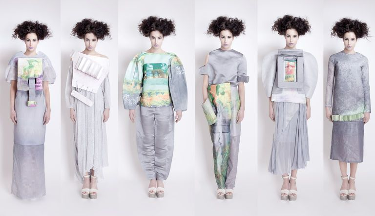Bo Zhang  — BA (Hons) Fashion Design Technology: Womenswear