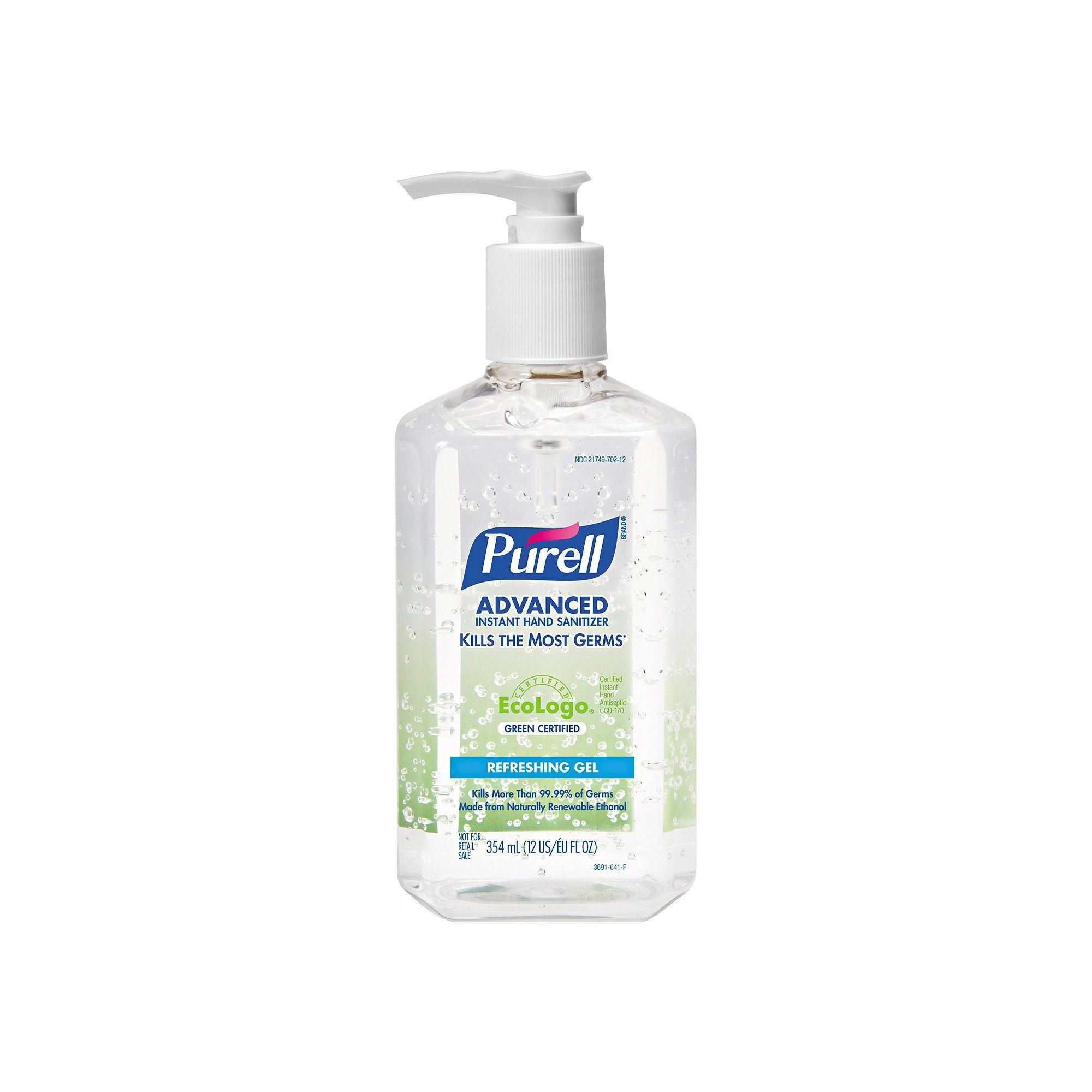 Purell Unscented Hand Sanitizer Products Hand Sanitizer Hands