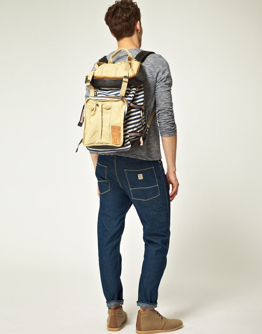 Diesel Popeye Backpack