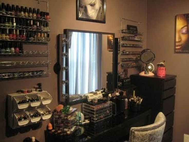 makeup organizer ideas tumblr Google Search Beauty
