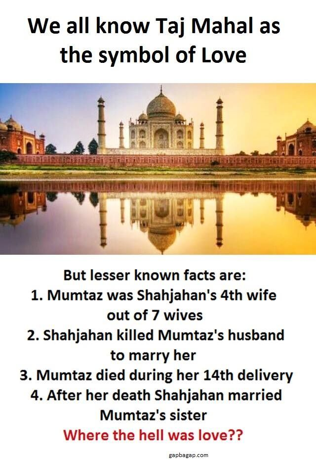Well Said Quotes Taj Mahal Vs Love Well Said Pinterest