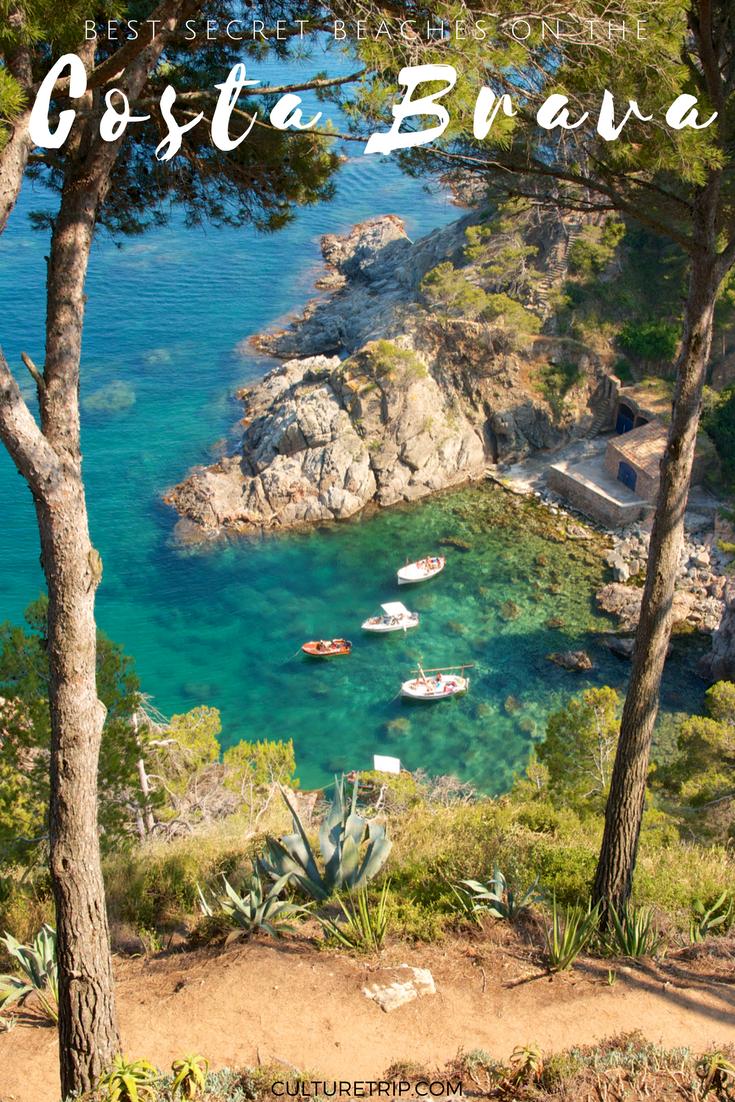 Best Secret Beaches on the Costa Brava Spain travel