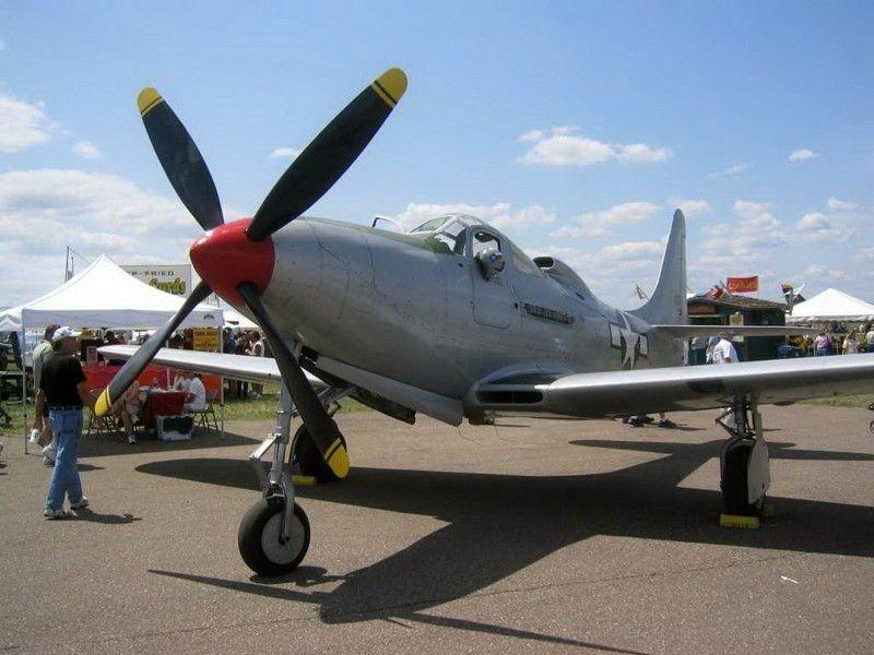 P-63 King Cobra – WalkAround