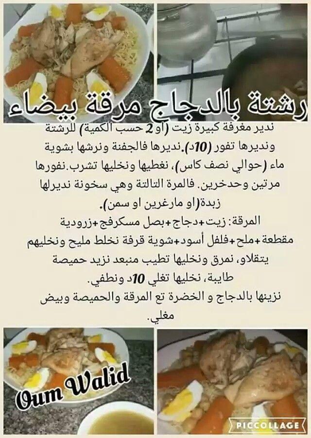 Pingl par nedjma rody sur pinterest - Recette de cuisine algerienne moderne ...