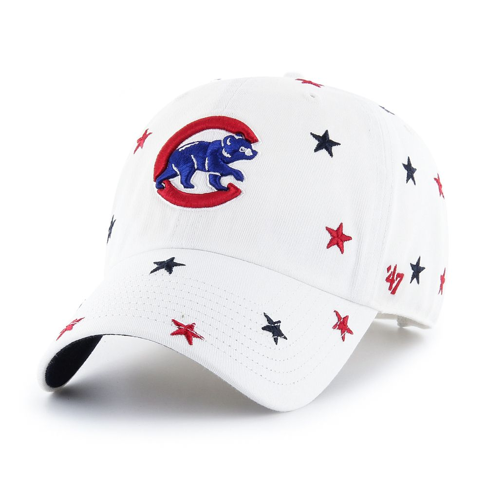 Chicago Cubs Women s Adjustable Starry Night Cap by  47  664a8c5456f