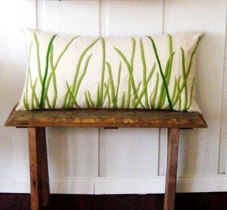 Reserved tall grass pillow cover king size | Pinterest ...