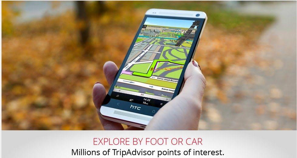 Sygic: GPS Navigation & Maps 13.4.2 APK - Free Download APK ...