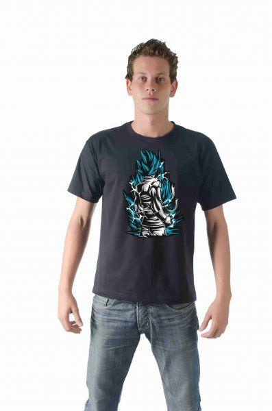 Camiseta Goku God