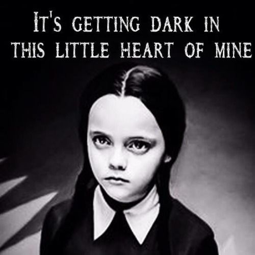 From Wednesday Addams Quotes. QuotesGram | Cynical Me ...