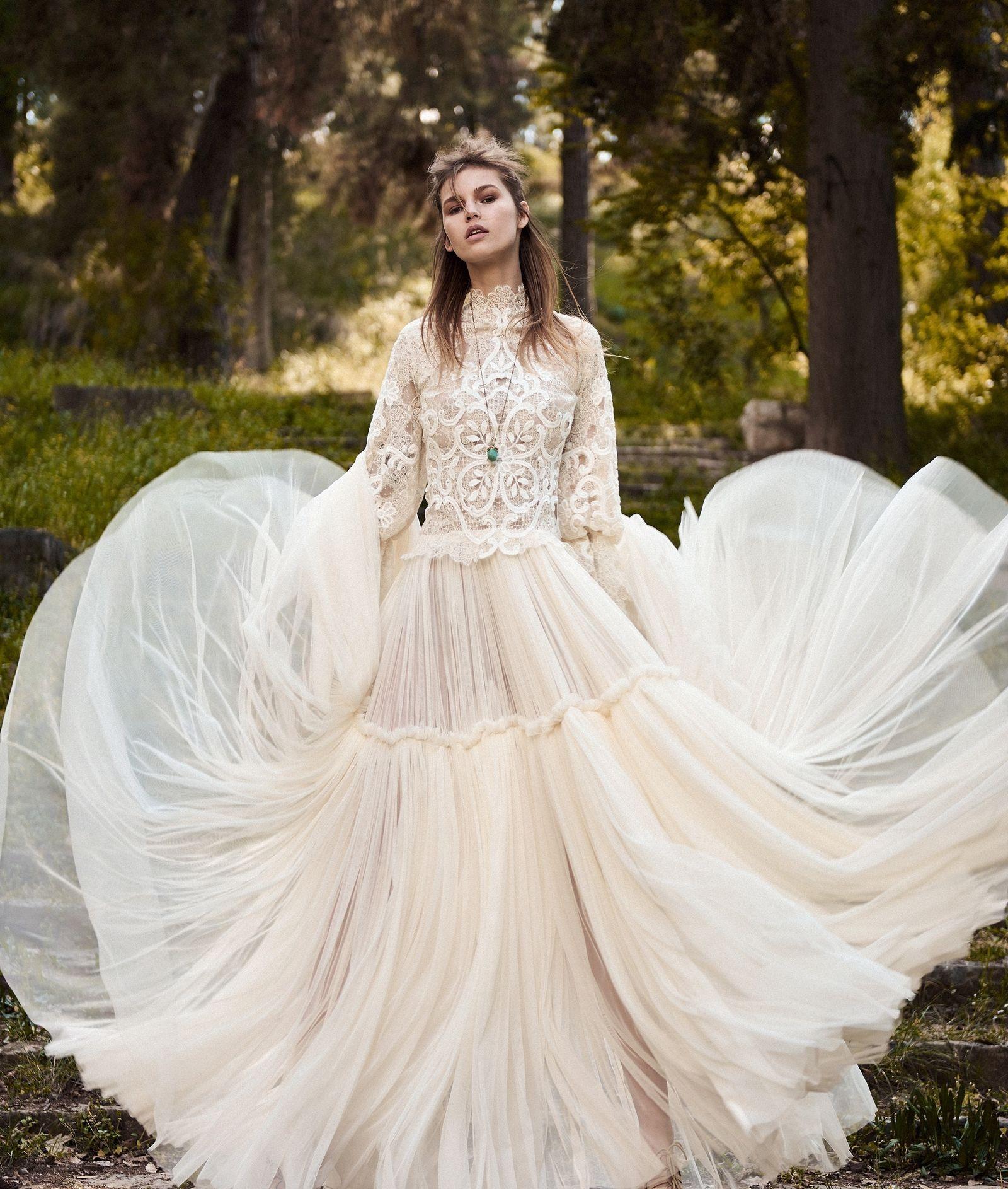 effortless looks for the boho bride