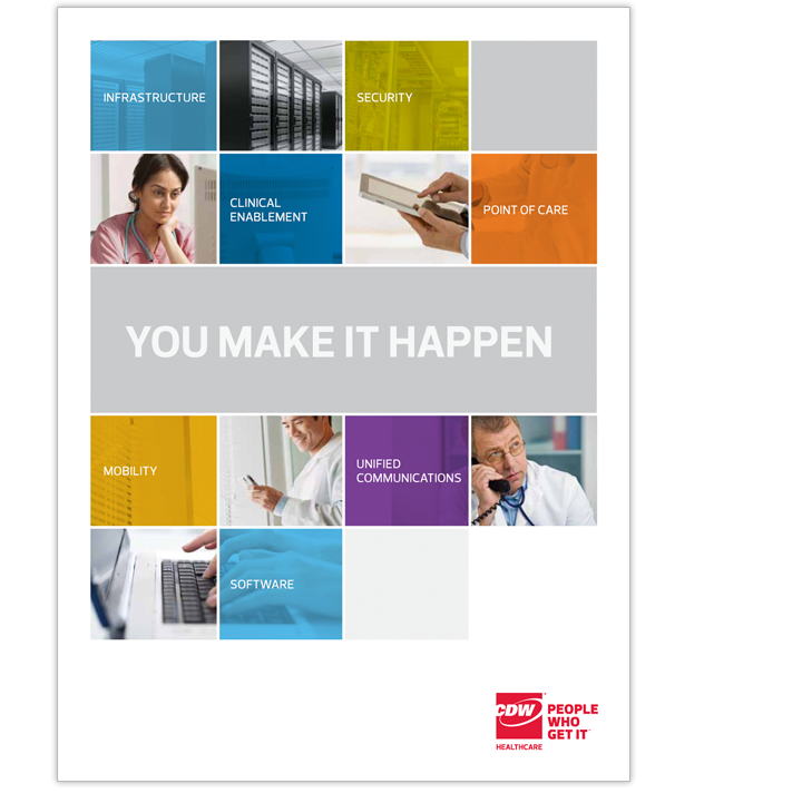 You Make It Happen Brochure Health Care Health Insurance