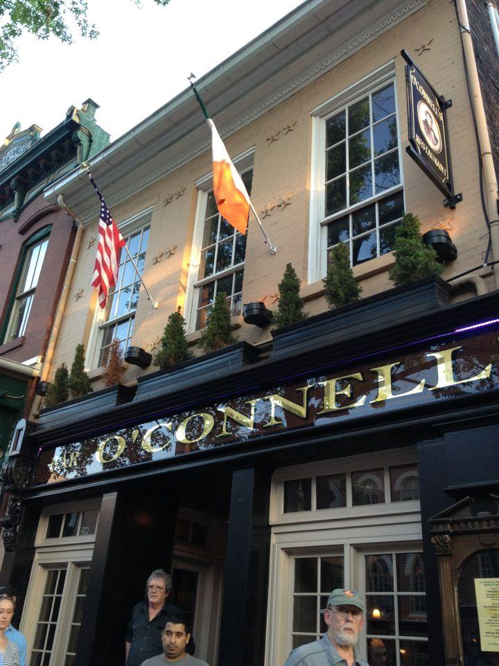 Daniel O Connell S Restaurant Pub 112 King St Alexandria Va