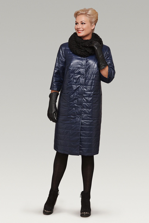 Женское стеганое пальто на синтепоне (97 фото)  с капюшоном c97293aaccb28