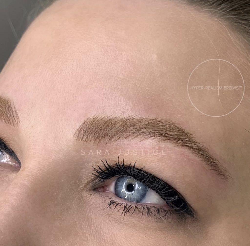 3D Eyebrow Tattoo in Fulton County, GA | Eyebrows, Eyebrow ...