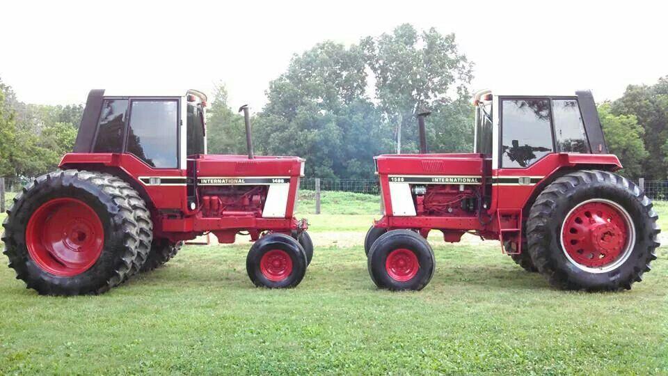 Ih 1486 1586 Case Tractors Tractors Case Ih Tractors