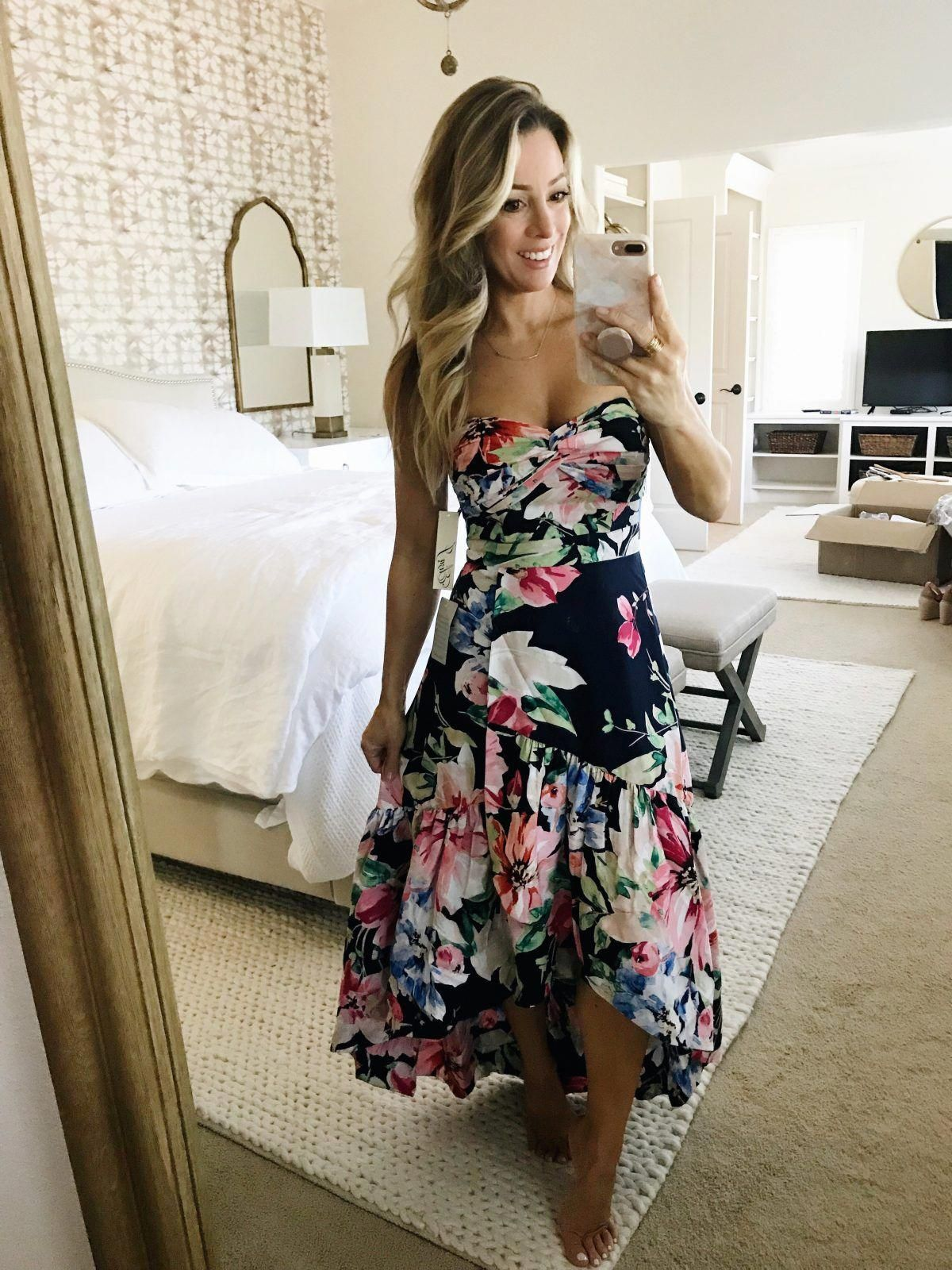 Spring dress for a party, Havana nights gala or wedding