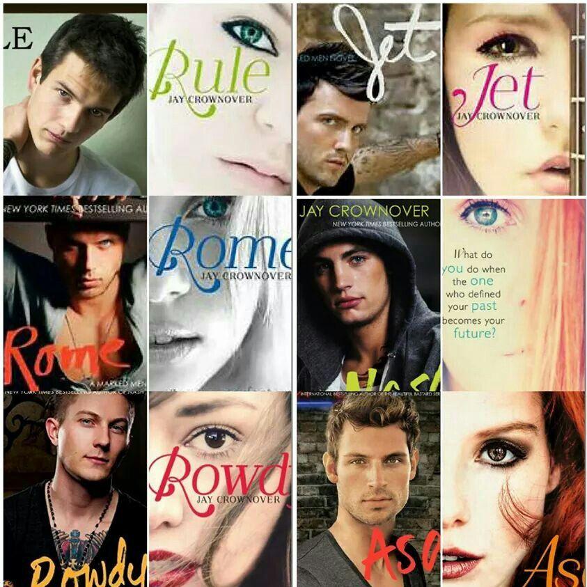 Books similar to Rule (Marked Men, #1)