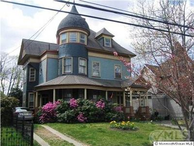 Asbury Park Home Outdoor House Colors Victorian Homes House Exterior