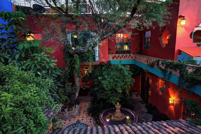 Casa del Alma Will Lift Your Spirits in San Miguel de Allende