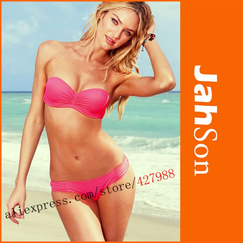 cute bathing suits strapless | ... Strapless plus size swimwear cute cheap bathing suits girls swimwear