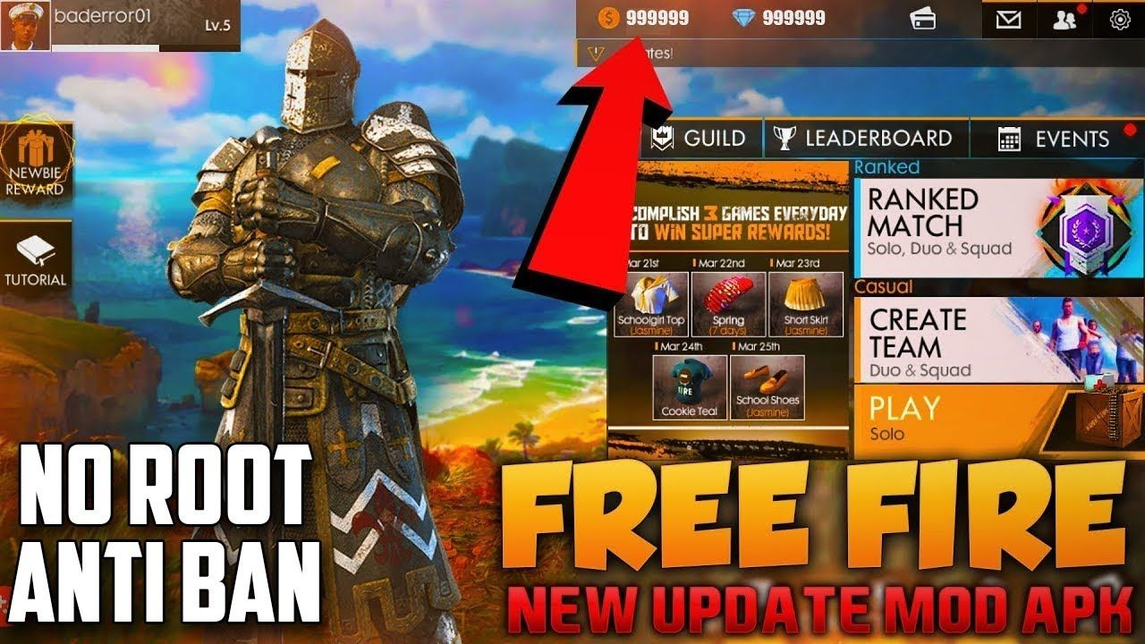 Garena Free Fire Hack and Cheats 2019 - How to get Free ... -