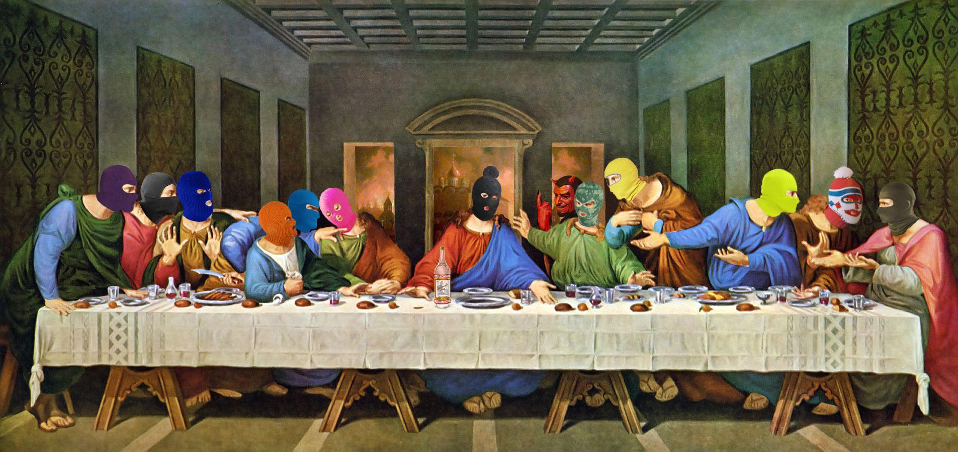 Gallery Ssur The Last Supper Painting Da Vinci Last Supper