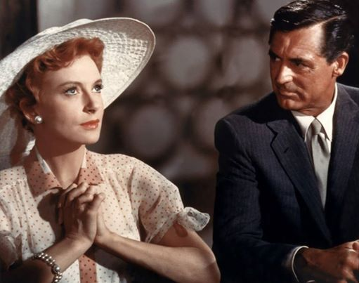 Deborah Kerr and Cary Grant in An Affair to Remember