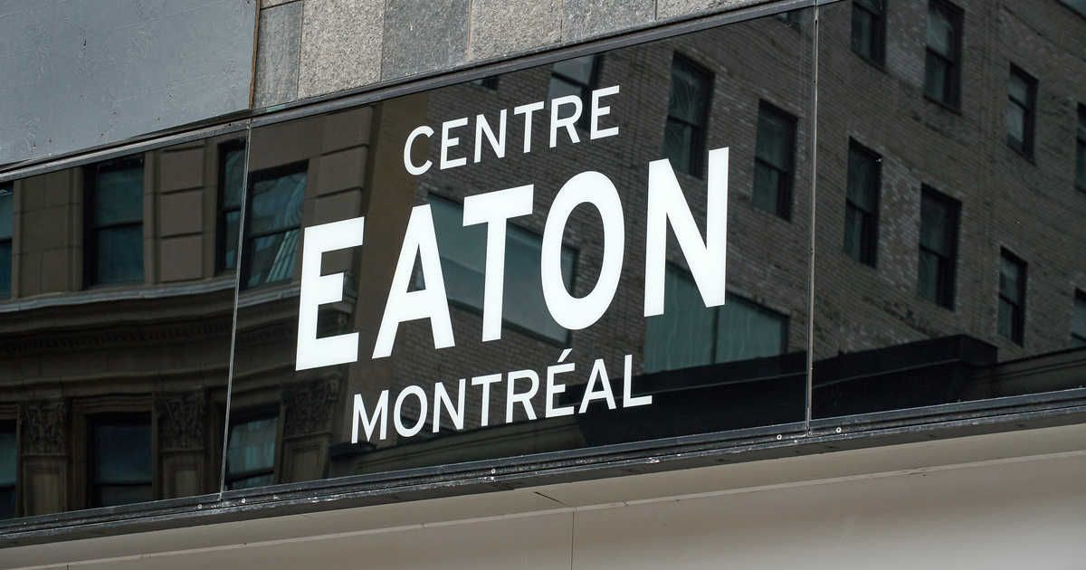 The Eaton Centre Is Reopening Tomorrow Here S What The New Normal Looks Like Video In 2020 Eaton The New Normal Eaton Centre