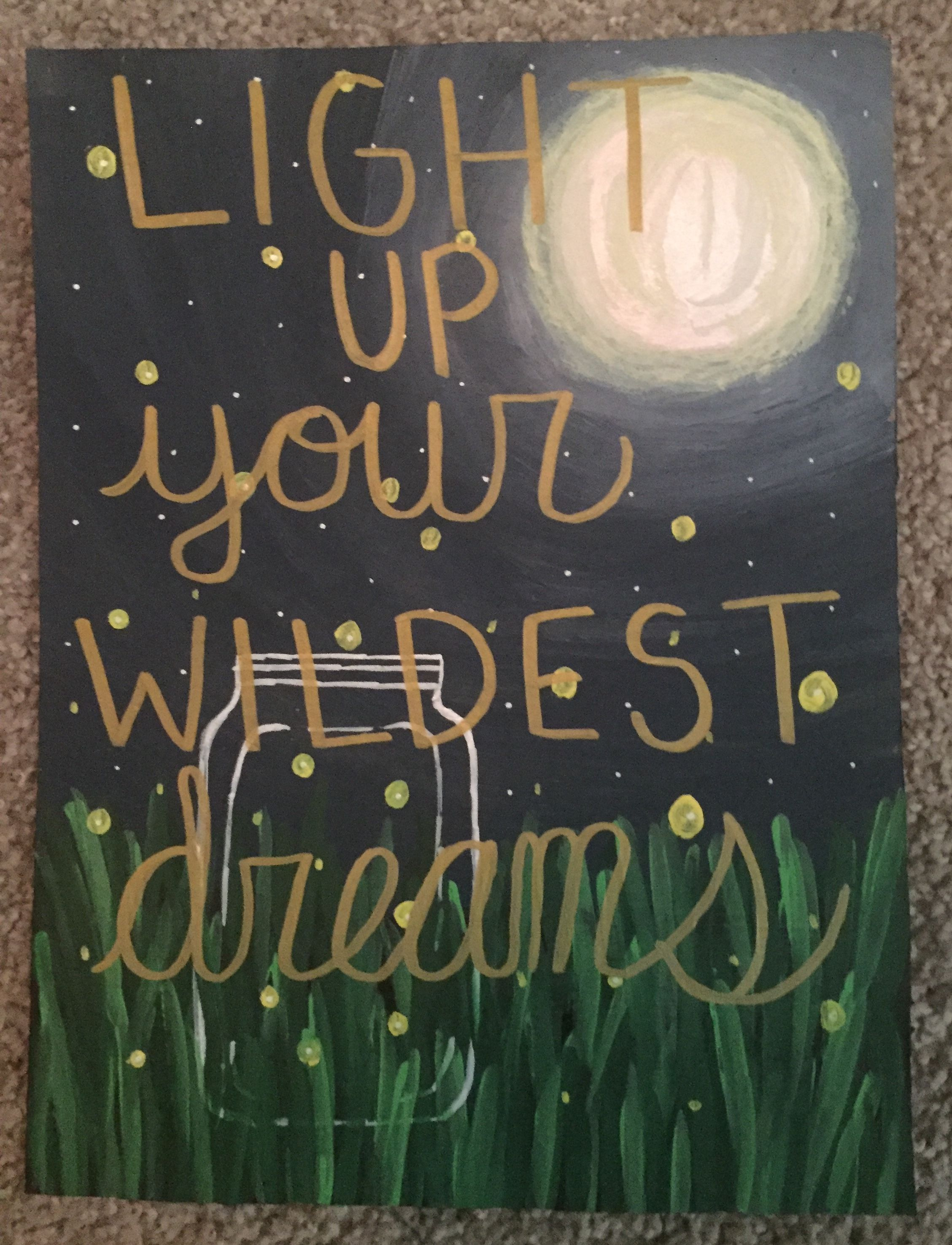 photo Light Up Your Wildest Dreams light up your wildest dreams high