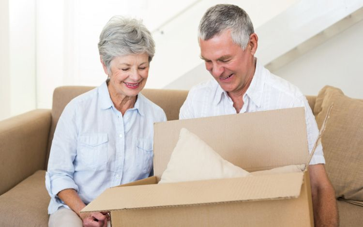A guide to downsizing in retirement saga living well