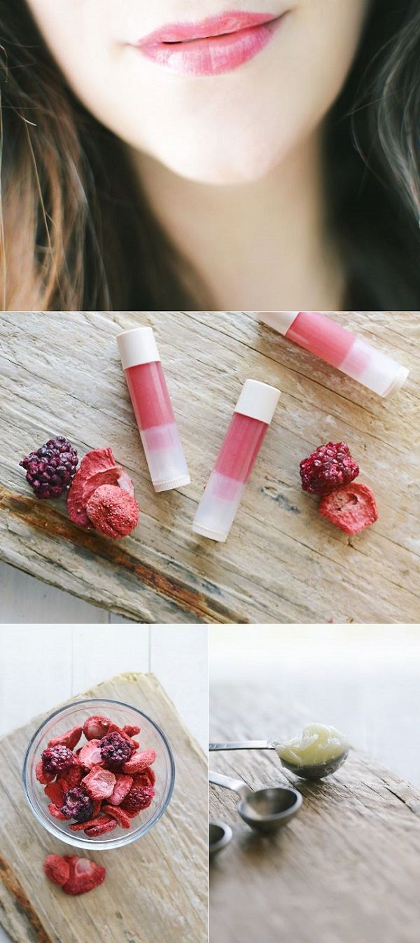 Spring Berry Lippy that you can make yourself exPresso