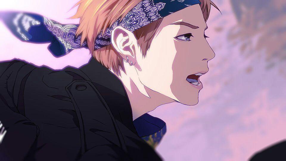 Arty Bts Fan Art Chibi Anime
