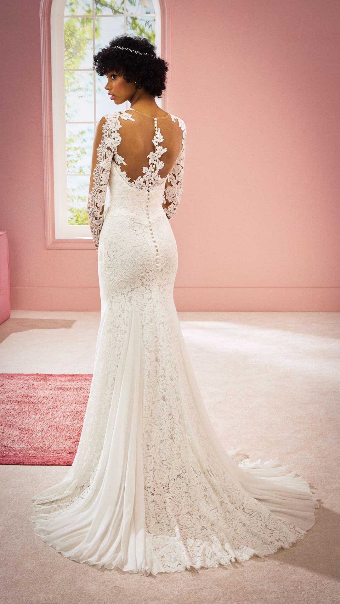 Hochzeitskleider 20 White One Kollektion Modell: ARLO-C