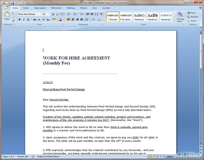 how to create a form microsoft word 2007