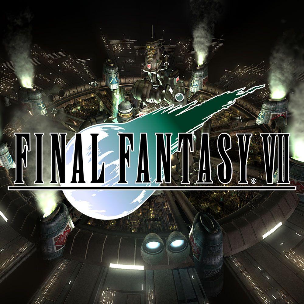 Final Fantasy VII (Game) Final fantasy vii, Final