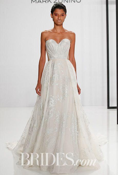 Mark Zunino for Kleinfeld - Fall 2017 | Wedding dress
