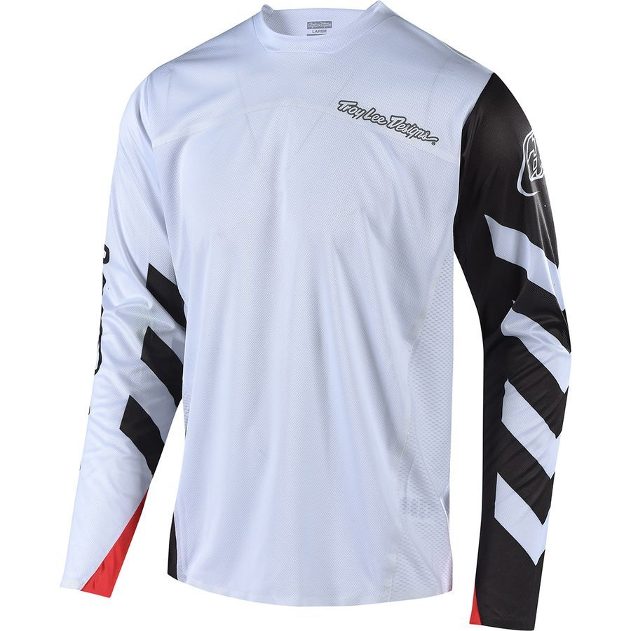 For Brandon Large Troy Lee Designs Sprint Elite Long Sleeve