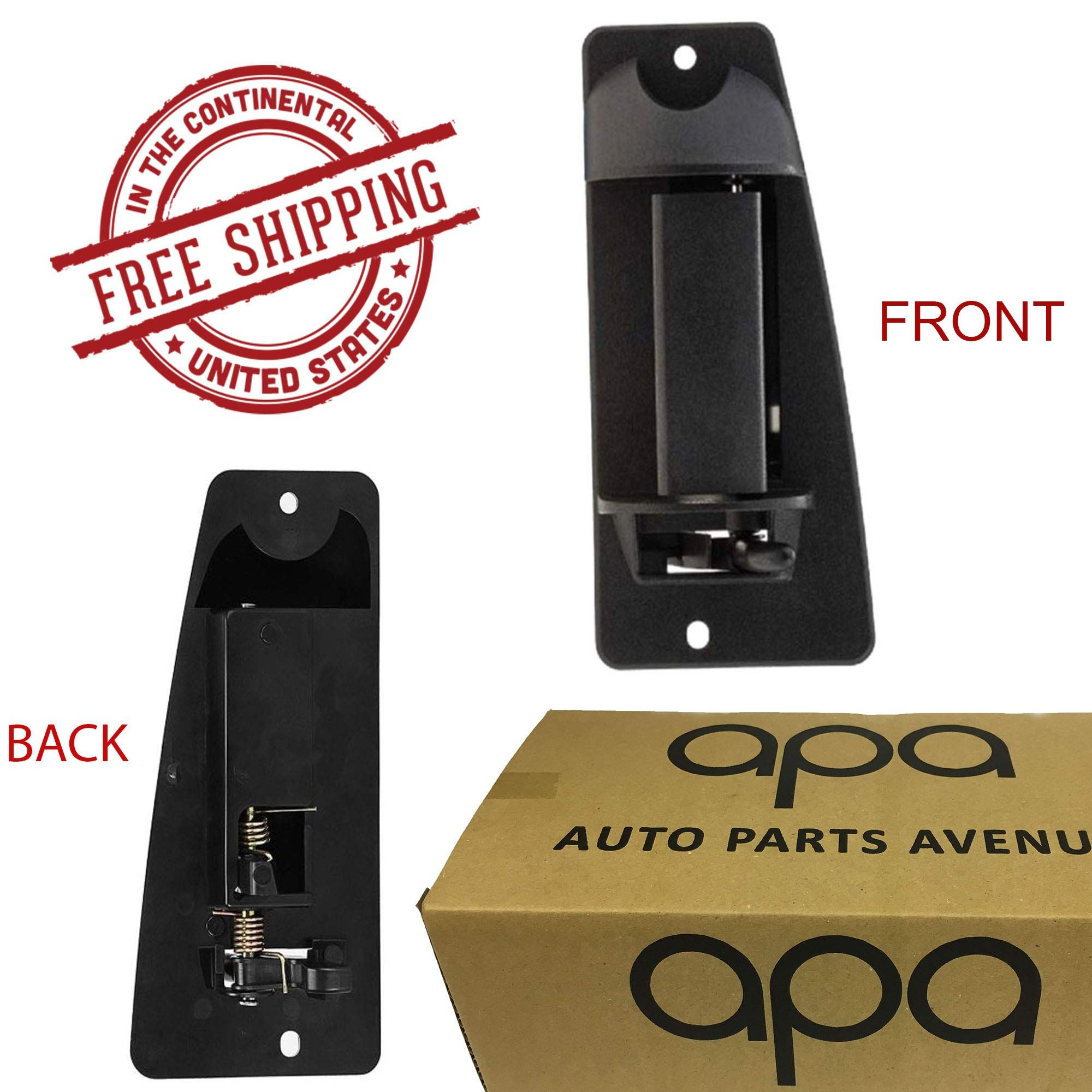 99 06 Chevy Silverado Gmc Sierra Extended Cab Rear Door Handle Lh Driver Side Ad Gmc Sierra Extended Silverad Chevy Silverado Extended Cab Silverado