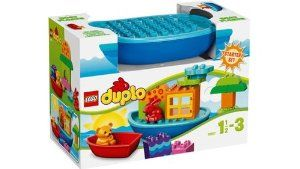 Lego 10567 Duplo - Toddler Build and Boat Fun: Amazon.co.uk: Toys & Games