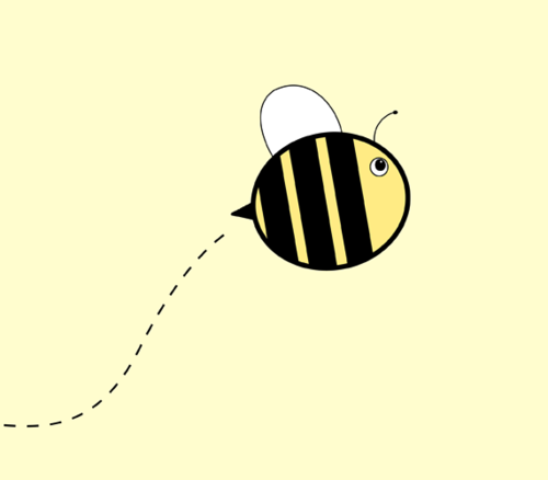 Image result for bee doodle