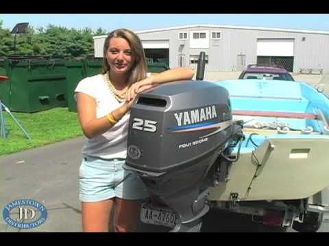 How To Replace A Water Pump On A 25 Hp Yamaha Outboard Outboard Yamaha Boats Boat Restoration