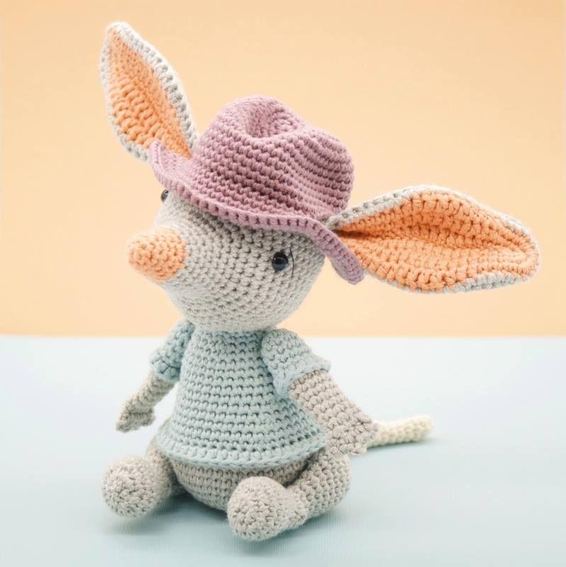 Amigurumi Örgü Kız Tavşan Yapımı / Kol, Bacak ve Gövde Yapılışı 1 ... | 800x799