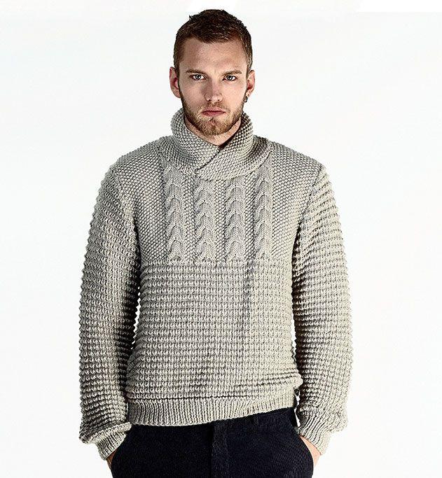 Vest Trui.Breipatroon Herentrui Mezgimas Virbalais Men Sweater Gents