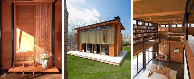 Architecture Captivating Prefab Modern Cabin With Incredible