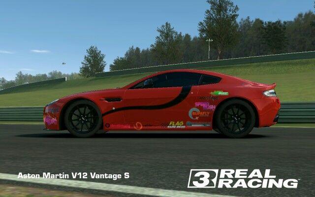 real racing 3 aston martin v12 vantage s   real racing 3   pinterest