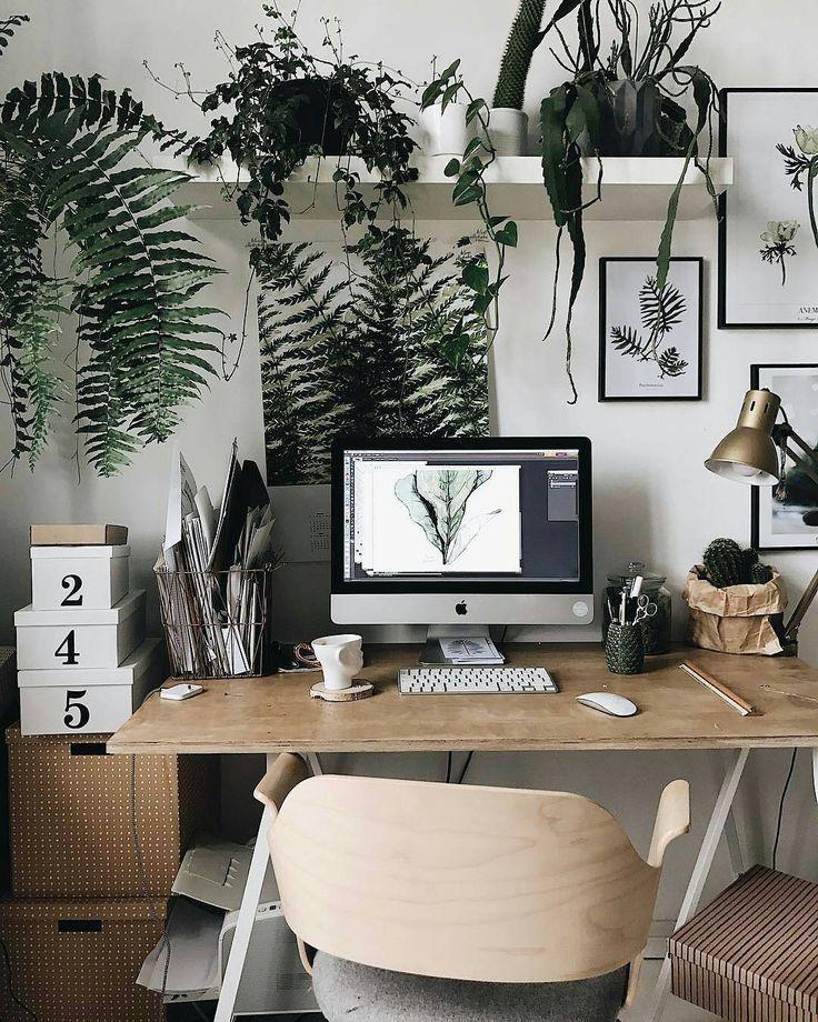 Home-Office: 3 Styling-Ideen für den Arbeitsplatz