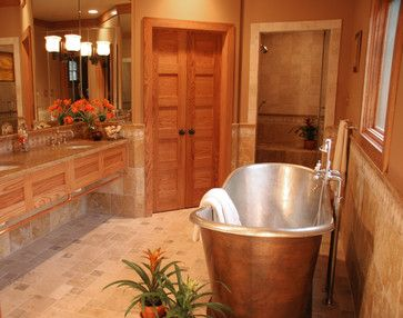 oak trim design ideas, pictures, remodel and decor | oak