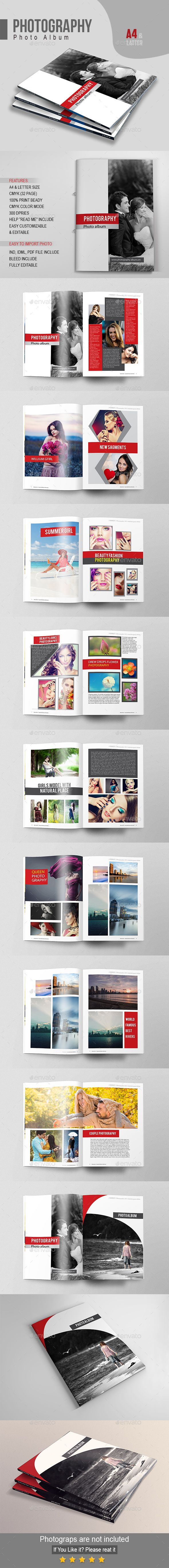 Photography Photo Album